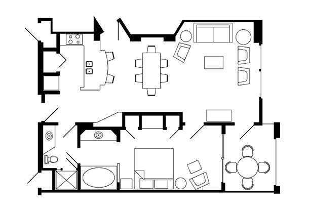 Marriott Grande Vista One Bedroom Villa Online Information